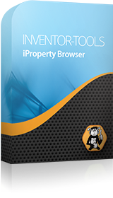 Inventor-Tools iProperty-Browser